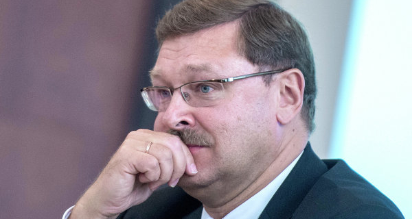 Kosachev: 2016 will become the world test for negotiability