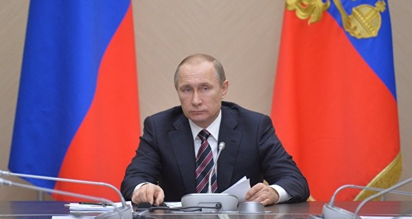 Putin to hold annual meetings of the national Council on prokalivanii