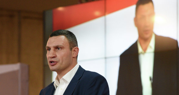 Klitschko: Ukraine can buy gas from Russia at a lower price