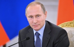 Putin announced the opening of cross years of Russia and Greece