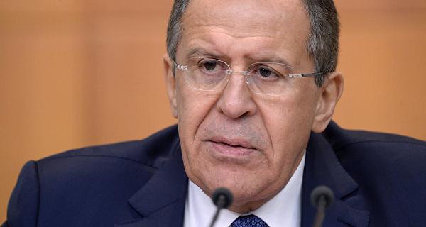 Lavrov saw bright prospects in the relations between Russia and the West