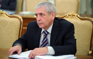 Sergey Shatalov was relieved from the post of Deputy Minister of Finance