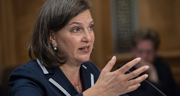The international Committee of the state Duma were skeptical about the visit Nuland