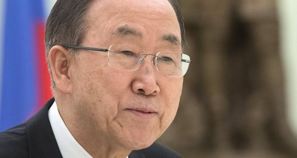 The UN Secretary General has invited Putin to sign the climate agreement