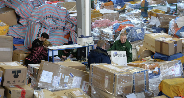 AKIT: search of counterfeit goods in the parcel will not lead to delays of deliveries
