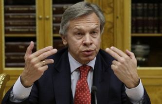 Pushkov: PACE will not be able to observe the elections to the state Duma in 2016