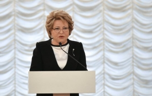 "Matvienko urged to stop divination ""thicker oil"""