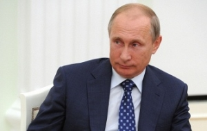 "Putin: Russia will develop democracy, having learned of the Soviet ""vaccination"" one-party rule"