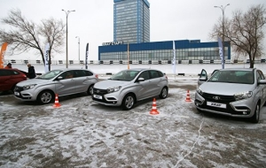 Sales of AVTOVAZ in 2015, fell by 30%