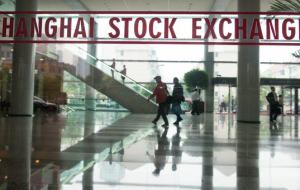 Trading on the Chinese stock market has opened growth of quotations