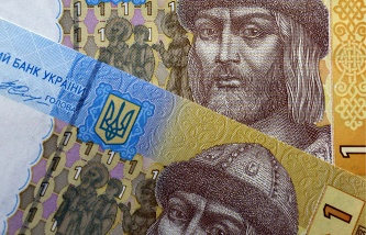 Ukrainian hryvnia is the second consecutive year was among the world leaders in the devaluation