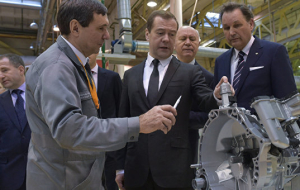 Medvedev has told about measures of support of export of Russian cars