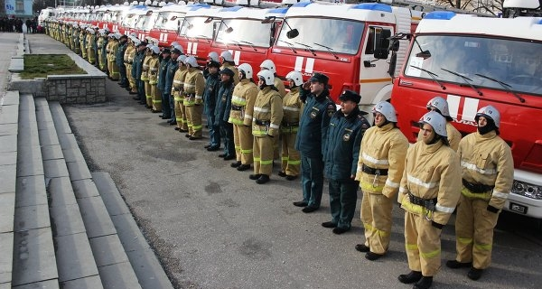 In the state Duma introduced a bill on the standards of fire safety in Crimea