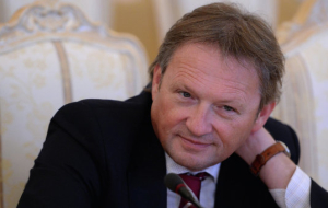 "In the apparatus Titov has denied reports of his negotiations with the ""Homeland"""