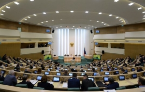 The Senator from Karachay-Cherkessia prematurely leaves the Federation Council
