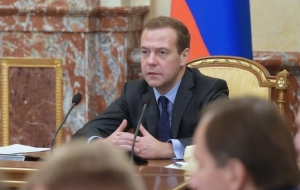 Medvedev: the budget costs Russia will have to significantly reduce
