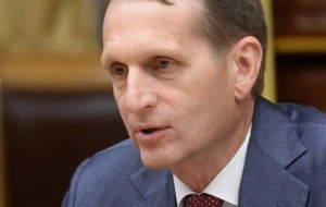 Naryshkin: far-sighted politicians are using the crisis for future growth