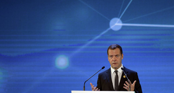 Medvedev: Russia is ready to restore normal relations with the EU