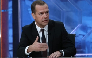 Medvedev: anti-crisis plan of the government will be adjusted