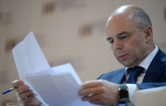 Siluanov: reduction of budget expenditures by 10% – the maximum possible decision