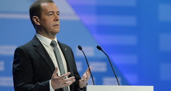 Medvedev: in terms of sanctions it is important to buy technology