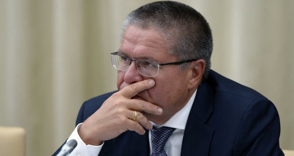 Ulyukayev: the average dollar exchange rate in 2016 may reach 63 ruble