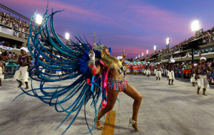 The city of Brazil has started to cancel the carnival because of the economic crisis