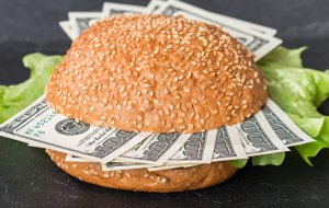 "The Economist has calculated the fair rate of the ruble on the ""big Mac index"""