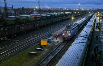 Russian Railways predicts a reduction in the loading in January to 3.5% in terms of growth 2.9%