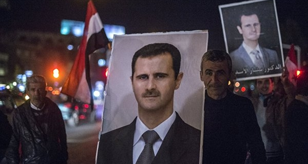 Putin: to talk about granting asylum to Assad in Russia prematurely