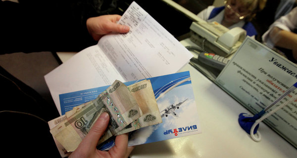 The tickets of foreign airlines in Russia will rise by 6-7%