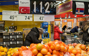 FCS does not exclude growth of deliveries of goods from Turkey through third countries