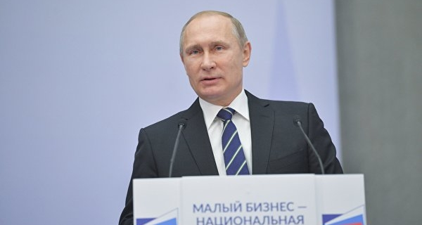 "Putin in response to a story about the ""attacks"" in Davos quoted Vysotsky"