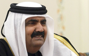 Emir: Qatar is counting on common with the Russian interests in the energy sector