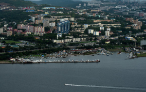 The project is about the entry visa via Vladivostok will soon submit to the government