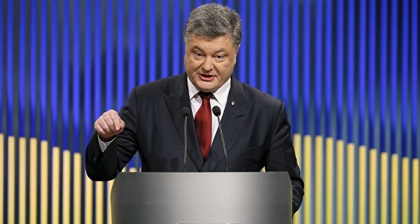 Poroshenko said he was satisfied with work of the head of the national Bank of Ukraine