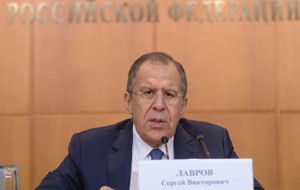 Lavrov did not rule out the prospect of contacts between the presidents of Russia and Georgia