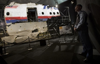 The Russian foreign Ministry: the investigation of the disaster Boeing goes without full-scale cooperation with Russia