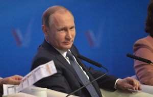 Putin: the authorities should maintain a decent level of life of Russians