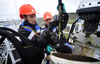 """""""Rosneft"""" will put the Polish Lotos in 2016 2.7 million tons of oil"""