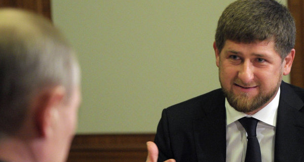 Sands: the meeting of Putin with Kadyrov in recent