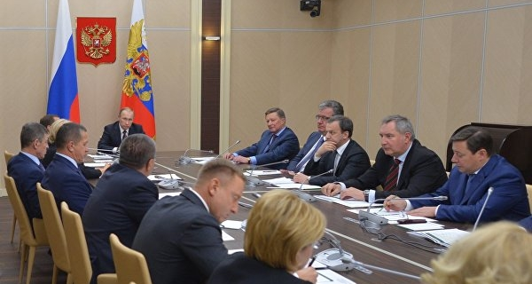 Putin: Ukraine's Cabinet of Ministers need to focus resources for effective work