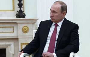 Putin on Tuesday will hold a meeting with the head of the Ministry of economic development