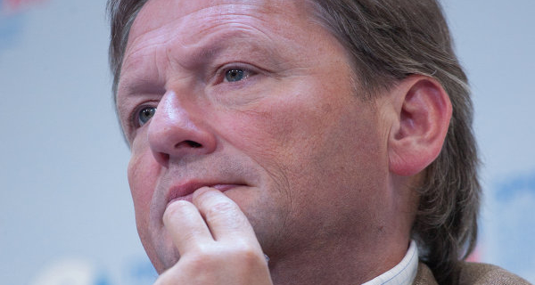 Titov: question about the party business is being discussed with entrepreneurs