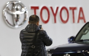 Toyota may for a week to stop production in Japan due to the shortage of steel