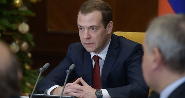 Medvedev urged the Cabinet to quickly agree on a large budget