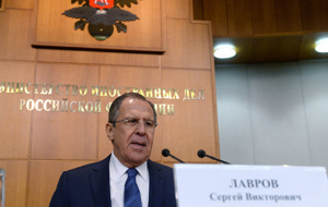 Lavrov: relations of Georgia and Russia out of the deep freeze