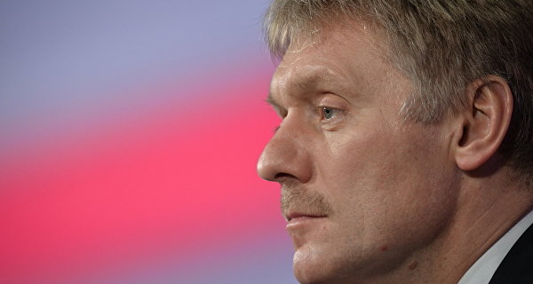 Peskov: Russia is interested in the discussion of the oil market with partners