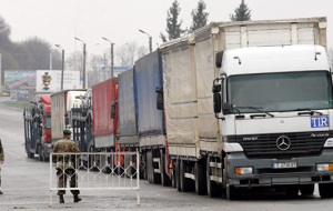 Kiev declared that the transit of goods of the Russian Federation through Ukraine is without obstacles