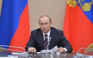 Putin: control of the business laws will serve as a mechanism of fighting corruption